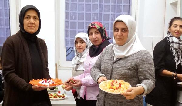 Frauenarbeit der DITIB